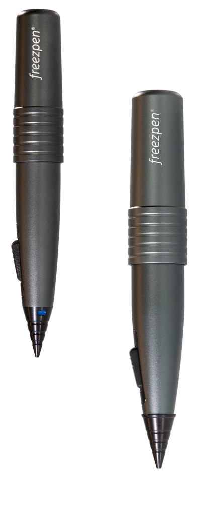 Freezpen 8g and 16g devices