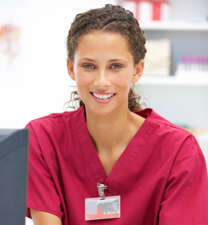Gynecology segment - doctor