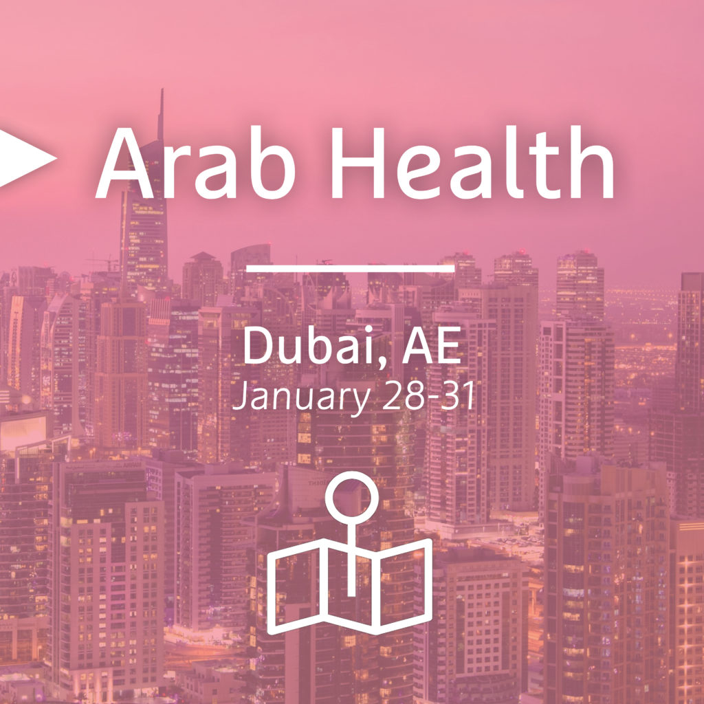 Arab Health - Dubai, AE - January 28-31 - Freezpen