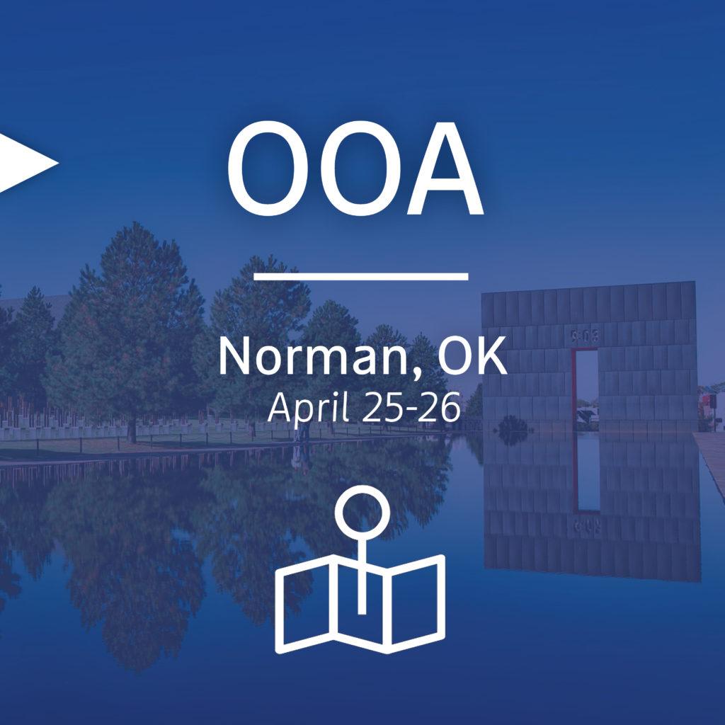 OOA Norman, OK - April 25-26 - Freezpen