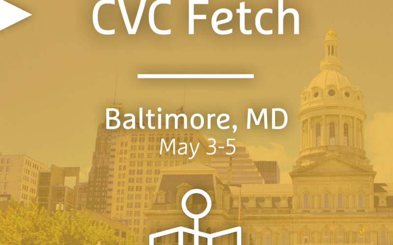 Central Veterinary <br> Conference Fetch