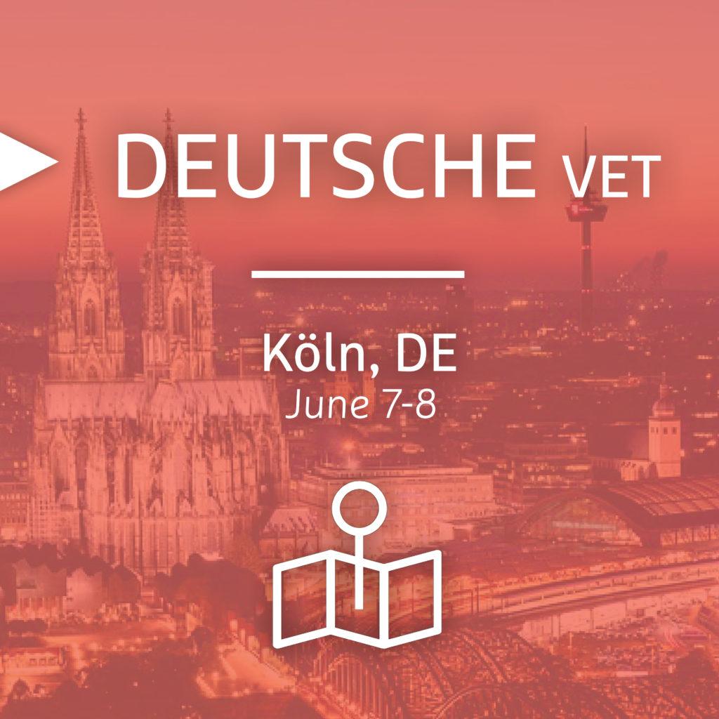 Deutsche Vet - Köln, DE - June 7-8
