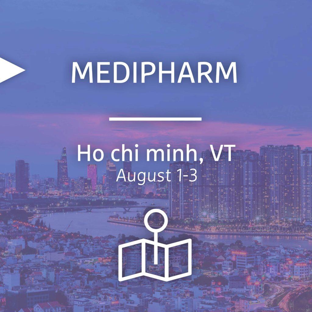 Next Show - Medipharmm Ho chi Minh, VT